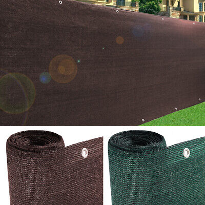 Sun Protect Shade Nets Outdoor Privacy Screening Windbreak Fences Netting 220gsm