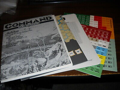 Chain of Command mags 1 /& 2 combined issue near mint!