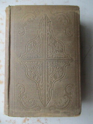 The Pilgrim's Progress by John Bunyan - 1855 Hardcover Edition