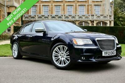 2012 12 Chrysler 300C 3.0 Crd Executive 4D Auto 236 Bhp Diesel
