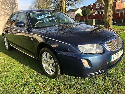 2005 ROVER 75 1.8 Connoisseur *ONLY 33k MILES*