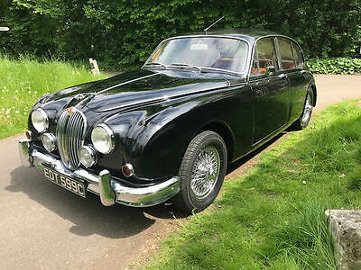 1965 MK2 Jaguar 3.4 Automatic SIMILAR EXAMPLES REQUIRED