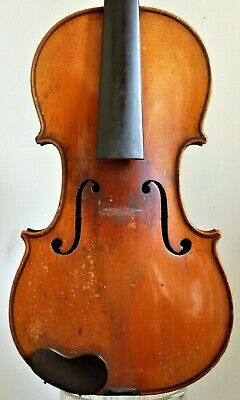 Early 1900 JTL Lamy Mirecourt French Violin