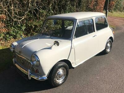 """1961 Austin Seven 850 """" Mini """" ONLY 3 OWNERS - SUPERB CONDITION THROUGHOUT"""