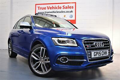 Audi SQ5 3.0BiTDI 313Bhp Tiptronic Quattro - LOW RATE PCP £369 P/MONTH