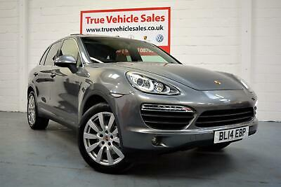 Porsche Cayenne 4.2TD V8 385Bhp AWD Tiptronic S -LOW RATE HP £399 PER MONTH