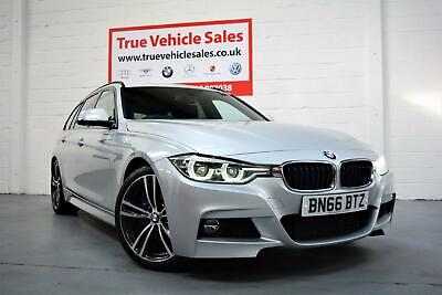BMW 320d 190Bhp M Sport Touring Auto - LOW RATE PCP JUST £279 PER MONTH