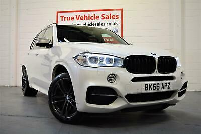 BMW X5 M50d 381Bhp Triple Turbo Diesel - LOW RATE PCP JUST £495 PER MONTH