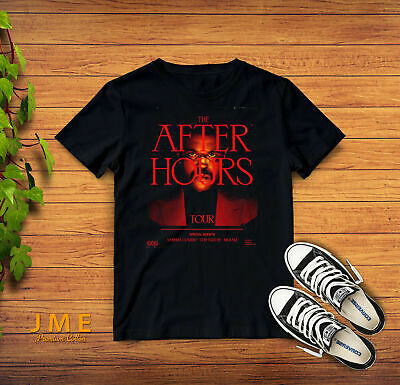 The Weeknd The After Hours Tour 2020 New T-Shirt