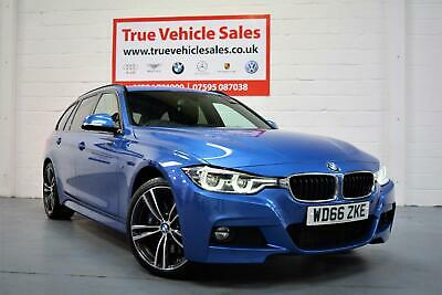 BMW 330d Touring 258Bhp Auto xDrive M Sport - LOW RATE PCP JUST £345 PER MONTH