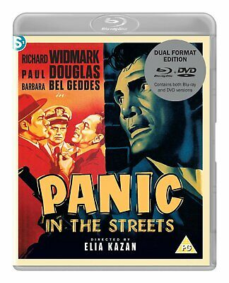 Panic In The Streets Dual Format Blu-ray