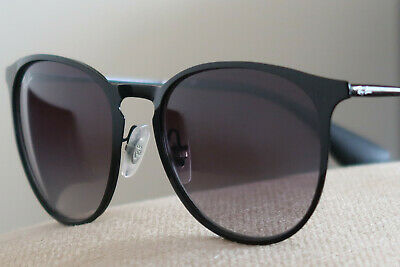 Ray Ban Rb3539 002/8G Sunglasses In Gloss Black Gradient Lenses A Stylish Beauty
