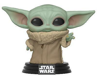 Funko Pop The Mandalorian The Child Baby Yoda  PreOrder Mint + PROTECTOR! + GIFT