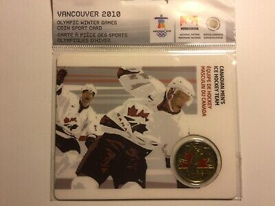 Painted Leaf 2009-25-cents Men/'s Ice Hockey Petro Canada Sport Card