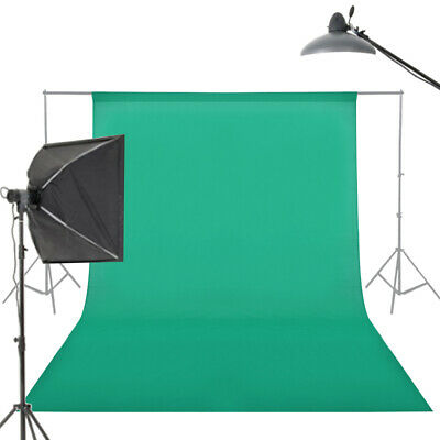 5.9*9.2ft Photography Chromakey Backdrop Studio Cotton Stand Screen Green NEW A