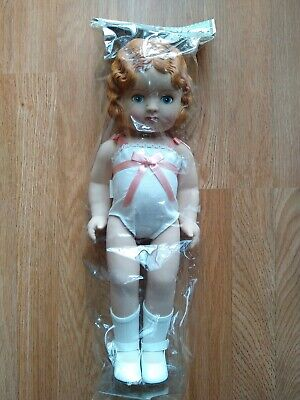 "Vintage Daisy Kingdom 18"" Pansy Doll 1998 Red Hair Blue Eyes Ginger NOS Sealed"