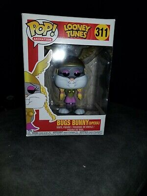 Opera Bugs Brand New In Box POP Animation Funko Looney Tunes