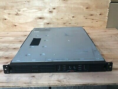 APC Smart UPS 1000 SUA1000RMI1U w/ New Battery 6-Month Warranty Tax invoice incl