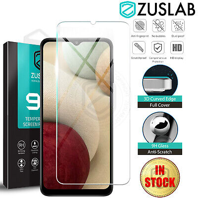 Galaxy A71 ZUSLAB 9H Full Cover Tempered Glass Screen Protector for Samsung