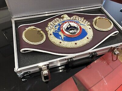 WBC Championships Boxing Belt Mini Premium Quality