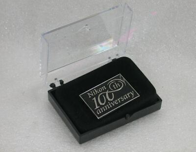 Nikon 100th Anniversary Enamel Pin Badge