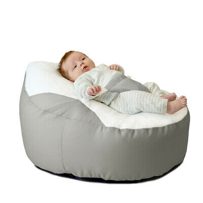 Gaga™ Cuddle Soft Baby Beanbag - Washable - Pre-Filled - Personalise With Name
