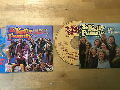 Kelly Family  [2 CD Alben]  Over the Hump + Almost Heaven / OHNE Backinlays