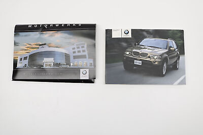 2005 Bmw X5 E53 - 2005 Owners Manual
