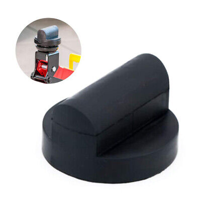 Rubber Trolley Jacking Pad Durable Support Adapter Car Repair Tool For Audi S7V3