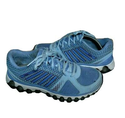 K Swiss Truxton Women S Running Shoes Fitness Gym Trainers Blue Women S Athletic Shoes Women S Shoes