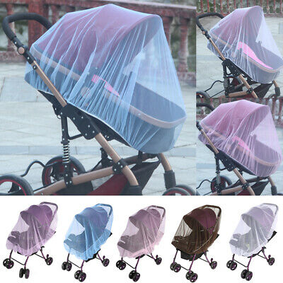 Universal Buggy Pushchair Stroller Pram Sun Cover Mosquito Net Mat Protector AU