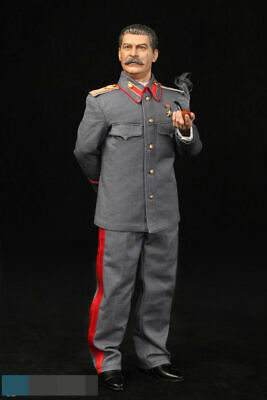 Kings Toys Stalin pants 1//6 Dragon Soviet DID 3R Red Army trousers WWII Russian