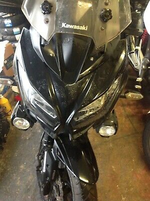 Kawasaki Versys 650 Genuine Spotlight Spot Light Fog Light Kit Plug & Play Lamp