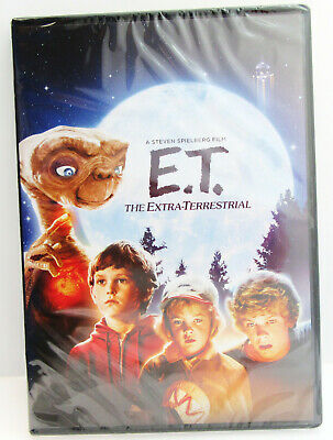 The Extra-Terrestrial Steven Spielberg 37th Anniversary Movie ET Stamps Set E.T