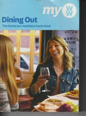 Weight Watchers My Dining Out & Shopping Guide 2020 My WW 2 Books In One