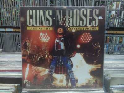 Guns N' Roses Live At the O2 rena London Lp La Cueva Musical Argentina