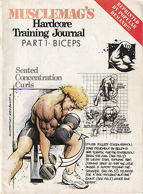 MUSCLEMAG's Hardcore Training Journal
