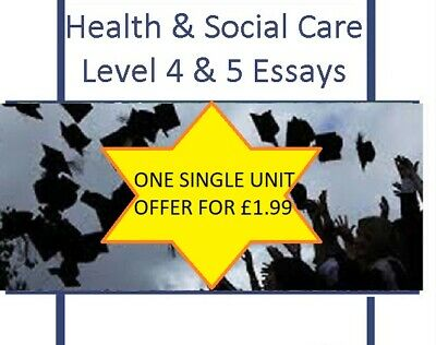 Hsc Qcf Nvq Svq Health Social Care Level 4 5 Example Reflective Account 1 Unit