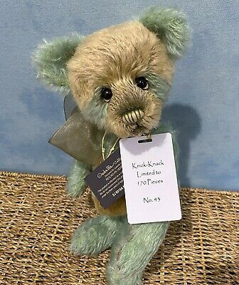 Charlie Bears Isabelle Mohair Collection - Knick-Knack 43/120 **Less than RRP**