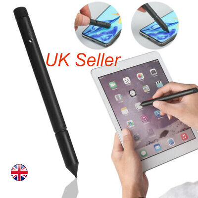 Universal Black Stylus Touch Screen Pen For iPhone iPad Tablet GPS