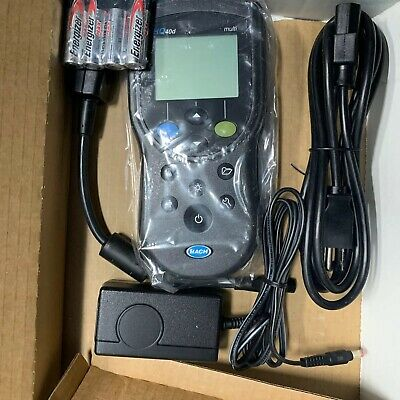Hach HQ40D Portable Multi Meter for pH,Conductivity,Salinity,TDS,DO and ORP*NEW*
