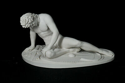 Large Marble Sculpture of 'The Dying Gaul', Classical Sculpture, Gift, Art.