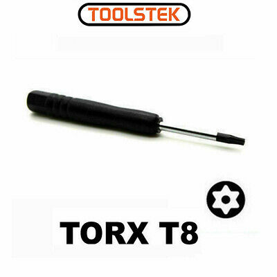 Torx T8 Opening Security Screwdriver for PS4 PS3 Console Repair Opening Tool