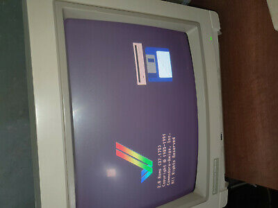 Commodore 1084S Monitor 64 C64 Amiga 500 1200 2000 128 VINTAGE