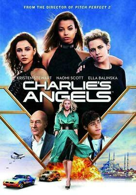Charlies Angels NEW DVD 2019 * ACTION ADVENTURE * Now Shipping!