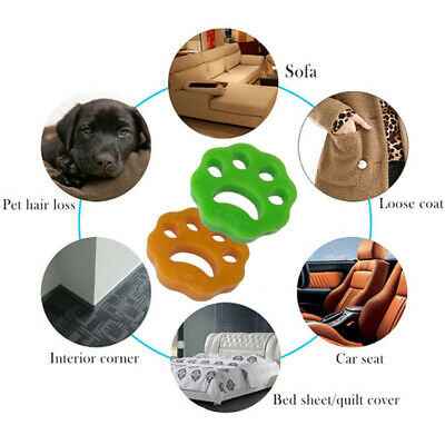 Pet Floating Fur Catcher Laundry Dog Cat Hair Remover For Washer Dryer Household