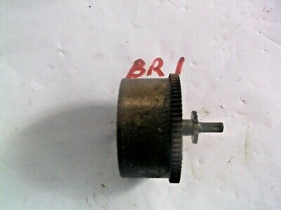 Mainspring Barrel From An Old 4X4 Westminster Chime  Mantle Clock  Ref Br1