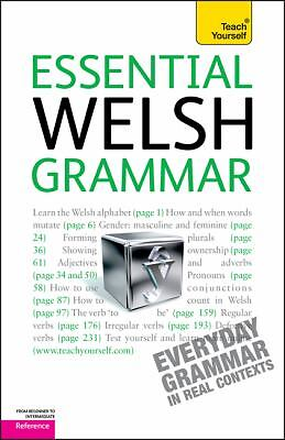 Essential Welsh Grammar: A Teach Yourself Guide (TY: Language Guides), , Jones,