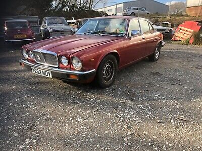 Jaguar xj6 series 3 ...4.2 automatic... 1984..BREAKING ...BREAKING