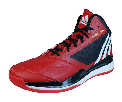 adidas Crazy Ghost 2 Mens Basketball Sneakers / Shoes - Red